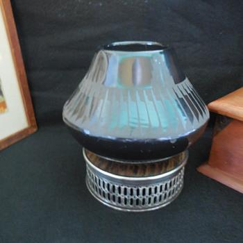 Santa Clara Pueblo Pottery by Denny Gutierrez (1942-2013)