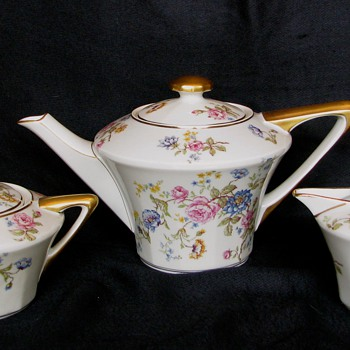 Ch Field Havilland Tea service - China and Dinnerware