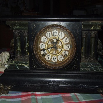 My cool victorian clock - Clocks