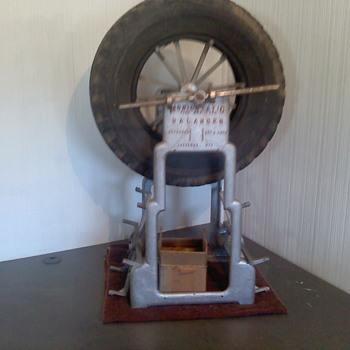 Tire and Tub balancer  - Tools and Hardware