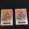 Vintage Garbage Pail Kids Cards