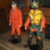 GI Joe Fighter Pilot and Basic Action Pilot