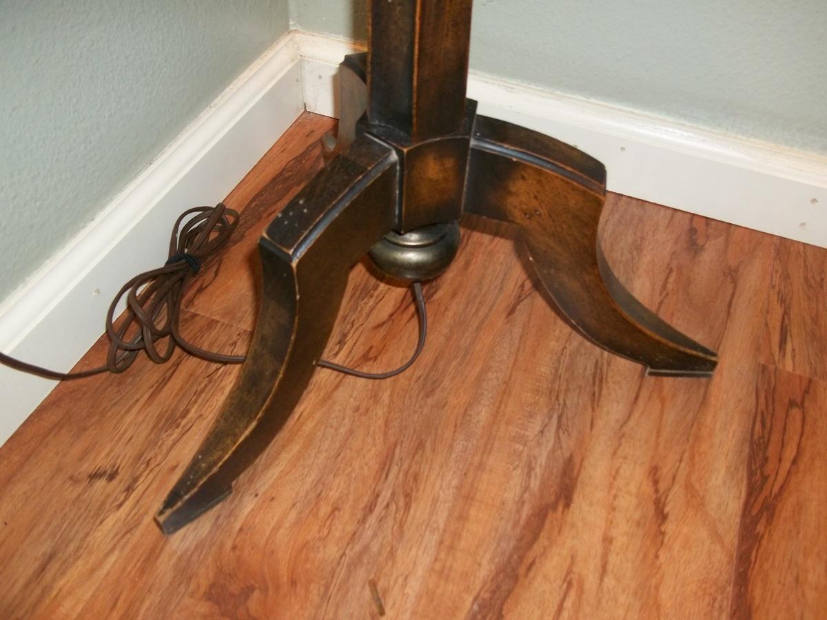 Frederick Cooper Floor Lamp Collectors Weekly