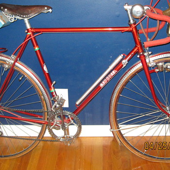 1950s Liberia Bicycle - Sporting Goods