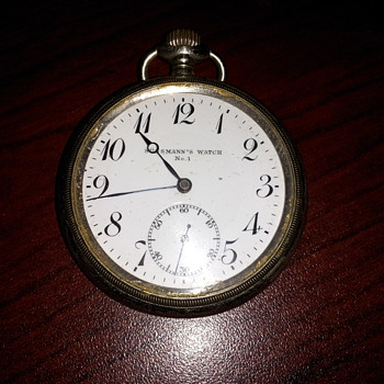 want some information, been in family for many years - Pocket Watches
