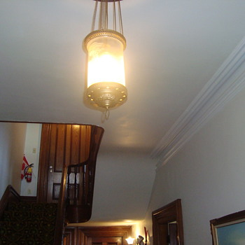 cool old   light  - Lamps