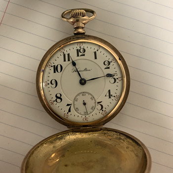 Need Help Identifying - Pocket Watches