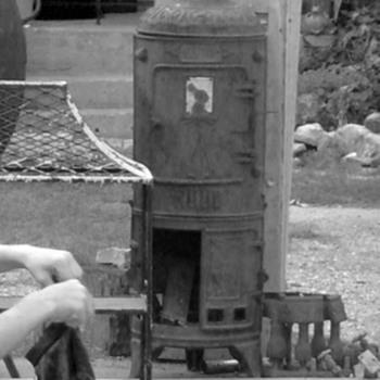 Cast Iron Hot Water Heater