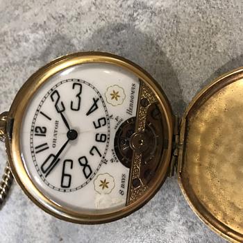 Orator Hebdomas 8 day pocket watch  - Pocket Watches