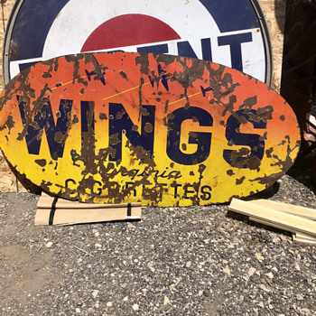 Canadian Porcelain Signs - Signs