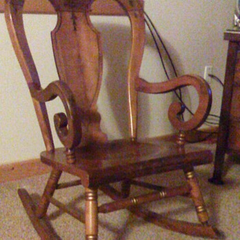 Old Rocking Chair?