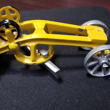 Kenton toys grader  - Toys