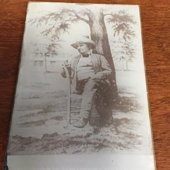 Daniel Webster at Elms Farm - Fine Art
