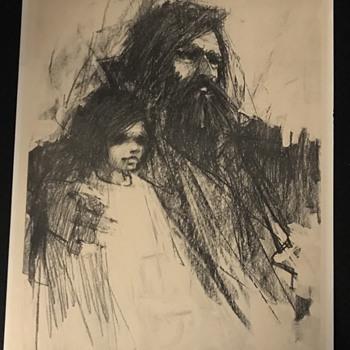 Also Luongo print. - Fine Art