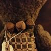 victor old teddy felted?  plaid  age? mystery bear