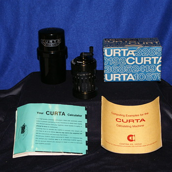 1968 Curta I - Office