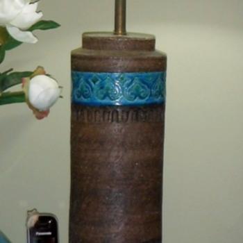My Beautiful Ceramic Lamp