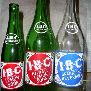 More I.B.C. Bottles - Bottles