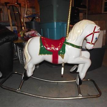 Carosel Rocking horse - Toys