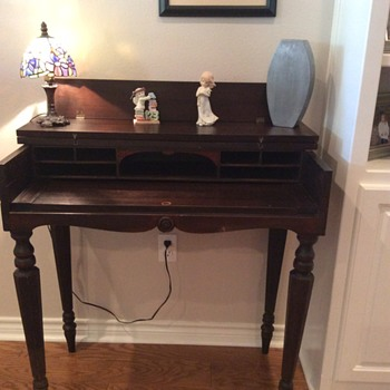 Vintage Piano Desk