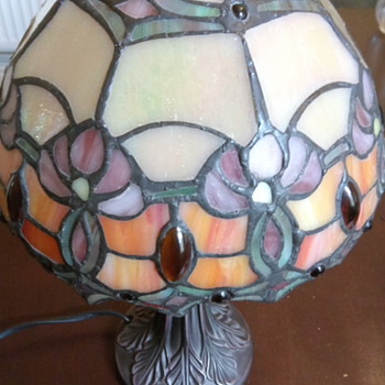Tiffany style table lamp - Lamps