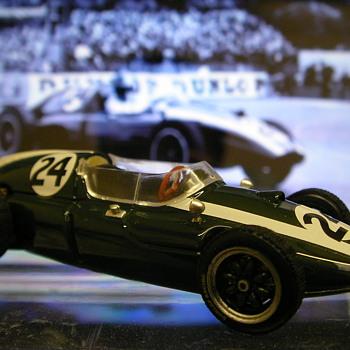 1959/60 Cooper - Climax T51/T53 F1 Car - Model Cars