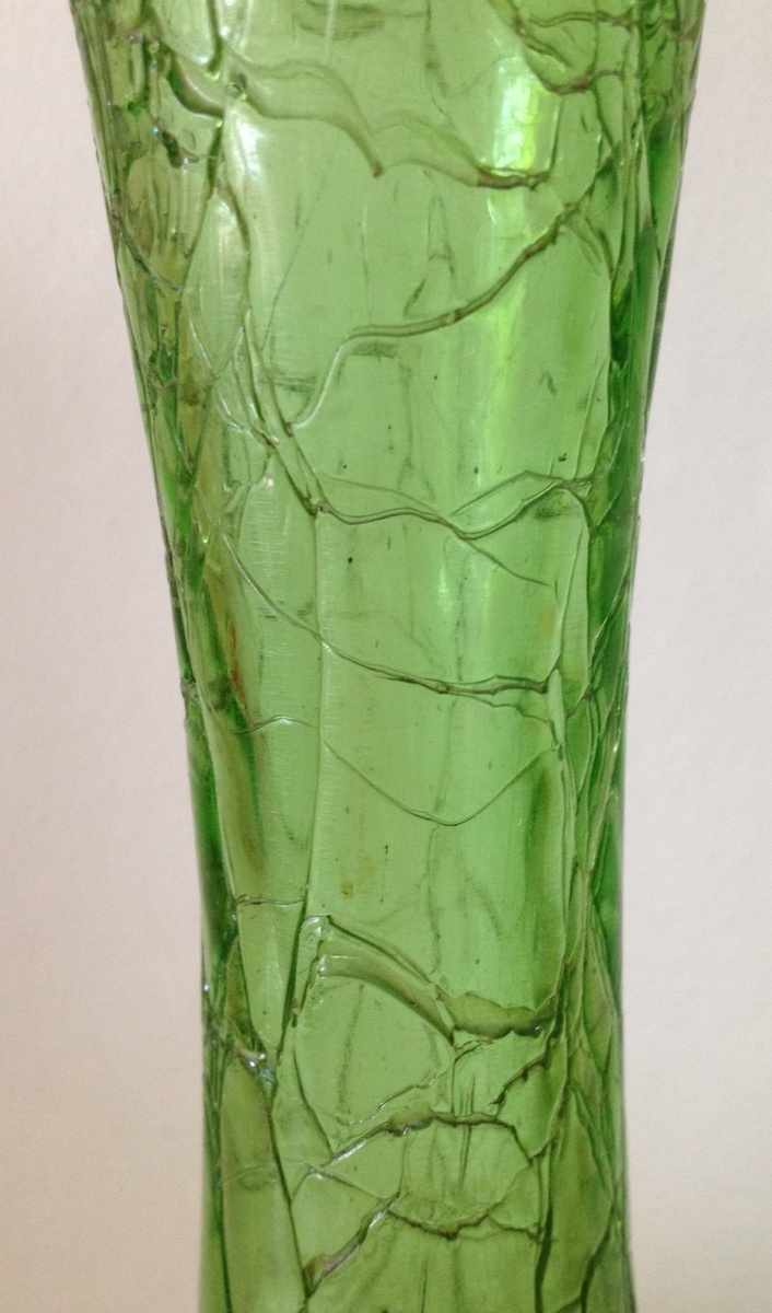 Kralik craquele iridescent glass vase collectors weekly reviewsmspy