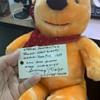 Old Winnie!