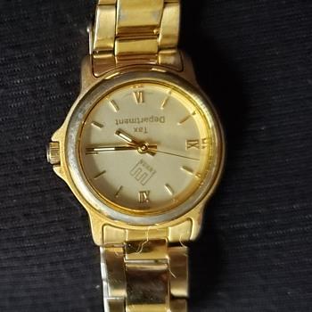 Interesting Watch - Wristwatches