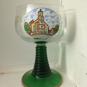 Looking for Info on this Glass.. - Glassware