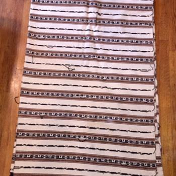 Vintage Ethnic Blanket