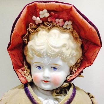 Pet Name China Head Doll - Dolls