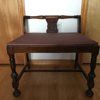 Bedroom seat - Furniture