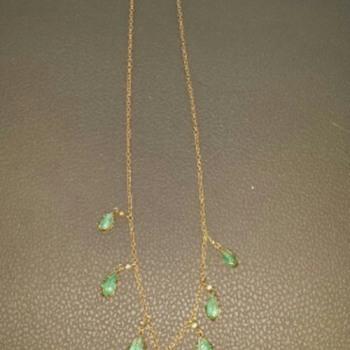 jade necklace  - Fine Jewelry