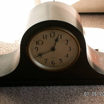 1920's Sangamo Mantle Clock
