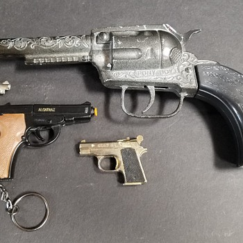 Cap Guns & More - Toys