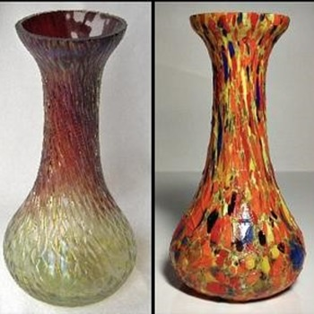 My Adventures With The UNKNOWN Decorative Glass Pieces - Art Glass