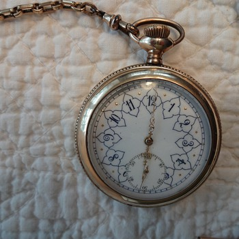 Help with a Rockford, Plymouth,  Prince of Wales Pocket Watch. - Pocket Watches