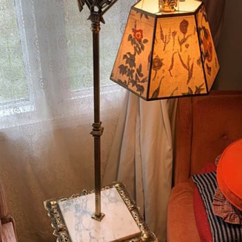 My first vintage floor lamp - Lamps