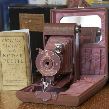 Kodak Ensemble in Old Rose - Cameras