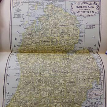 Michigan Manual 1901.  - Books
