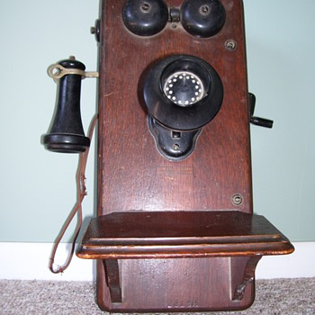 Antique and Vintage Kellogg Telephones | Collectors Weekly on