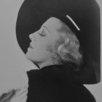 "Sally Rand Original Photo ""The Fan Dancer"" - Photographs"