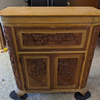 Parents liquor cabinet - Furniture