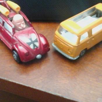 Matchbox Volkswagen's