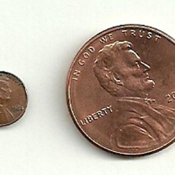 "1964 ""Nixon"" Penny"