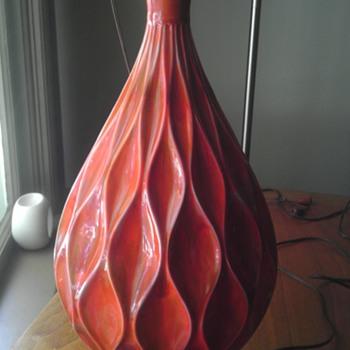 Huge Mid century lamp - Lamps