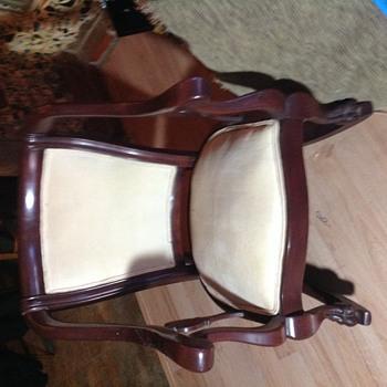 My new inherited rocking chair