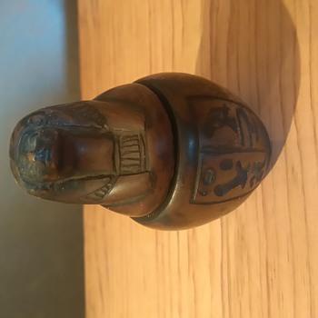 Small Conopic jar