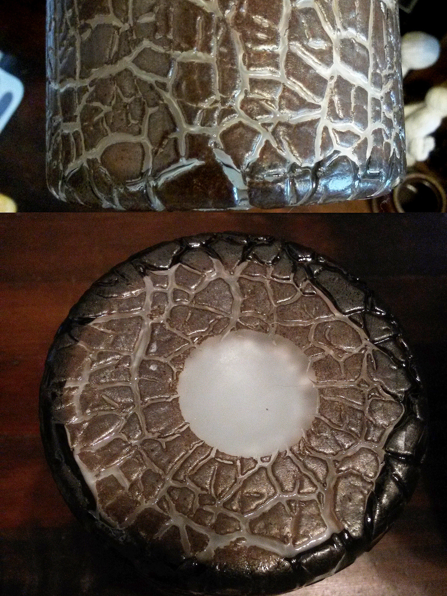 Loetz bohemian deep crackle cased glass vase i guess loetz bohemian deep crackle cased glass vase i guess collectors weekly reviewsmspy
